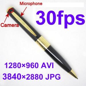 Spy Pen Camera No Name Brand Linear Concepts