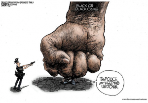 Black On Black Oppression